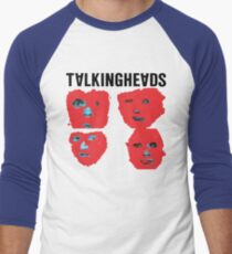 Talking Heads - Remain in Light Men's Baseball ¾ T-Shirt