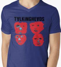 Talking Heads - Remain in Light Men's V-Neck T-Shirt