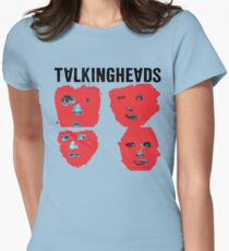Talking Heads - Remain in Light Women's Fitted T-Shirt