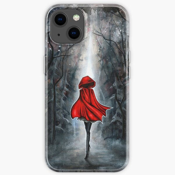Little Red Riding Hood iPhone Soft Case