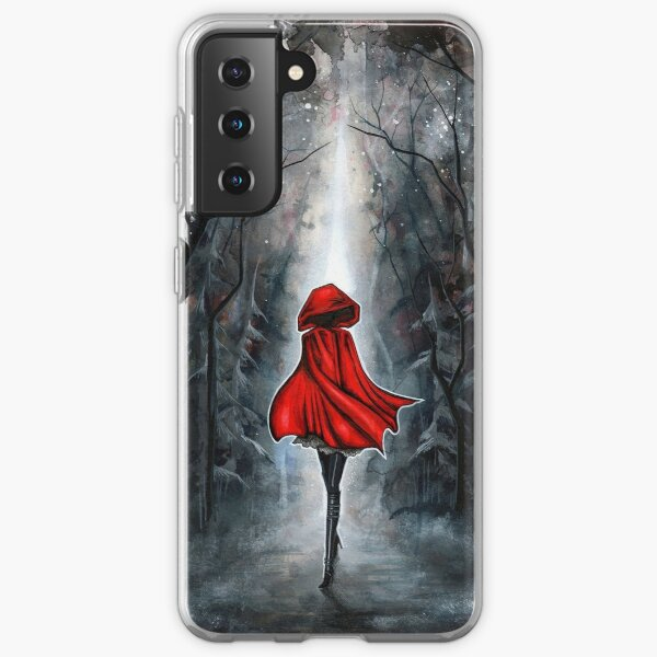 Little Red Riding Hood Samsung Galaxy Soft Case