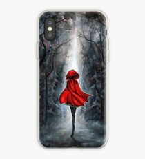 Little Red Riding Hood iPhone Case