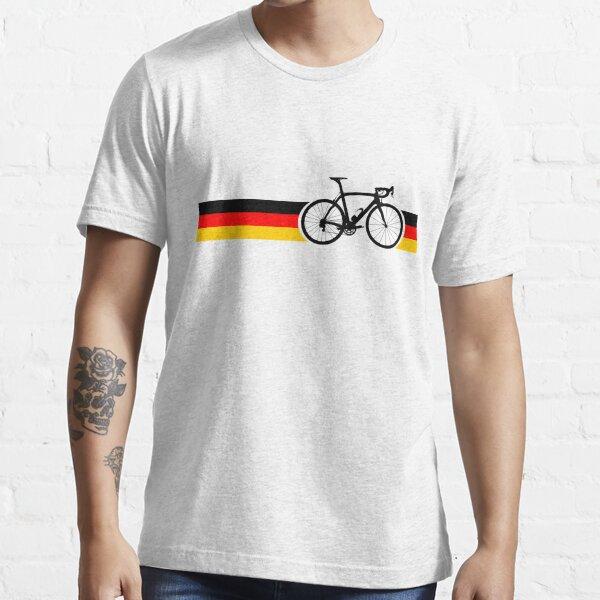 Bike Stripes German National Road Race Essential T-Shirt