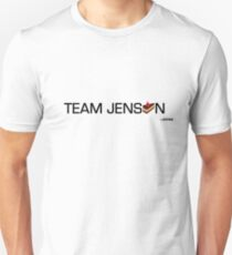 Team Jenson 2 Unisex T-Shirt