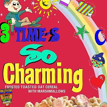 Gwobble 2012 3rd Time's So Charming Special Edition by NesQuick