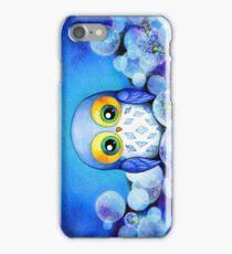 Lunar Owl iPhone Case/Skin