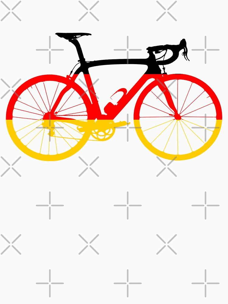 Bike Flag Germany (Big) by sher00