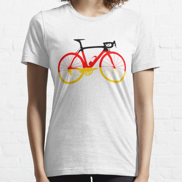 Bike Flag Germany (Big) Essential T-Shirt