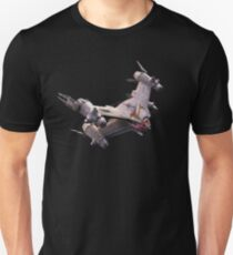 Earthforce Starfury From Babylon 5 Unisex T-Shirt