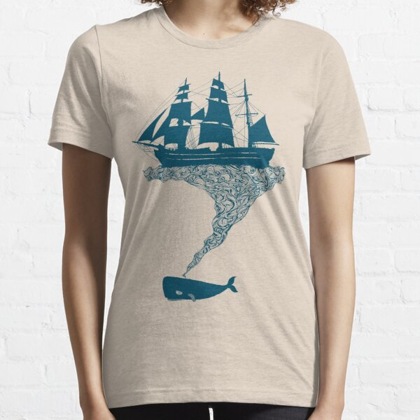 Exhaling flotsam Essential T-Shirt