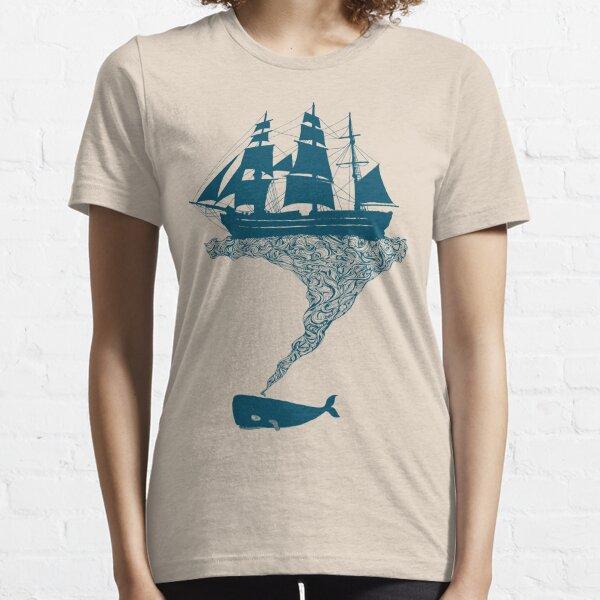 Treibgut ausatmen Essential T-Shirt