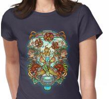 Maternal Instinct Womens Fitted T-Shirt