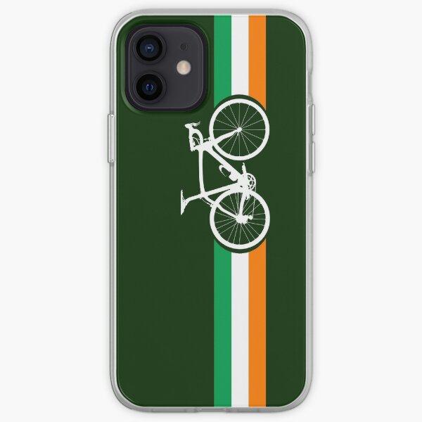 Bike Stripes Irish National Road Race iPhone Soft Case