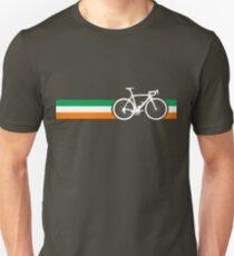 Bike Stripes Irish National Road Race Unisex T-Shirt