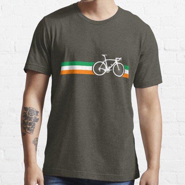 Bike Stripes Irish National Road Race Essential T-Shirt
