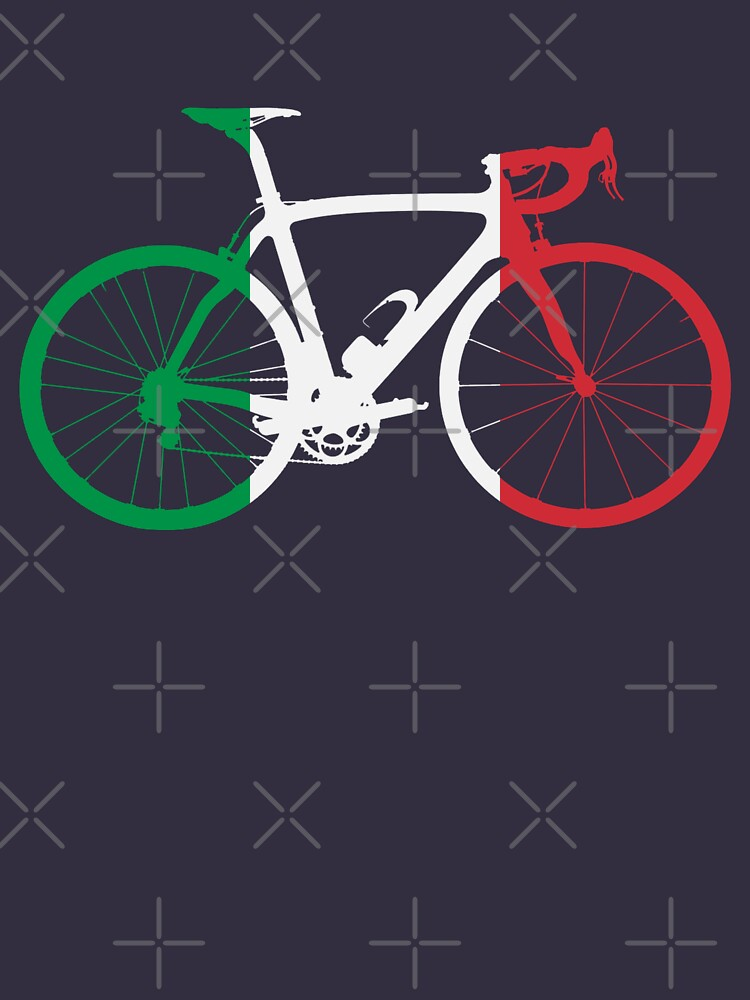Bike Flag Italy (Big) by sher00