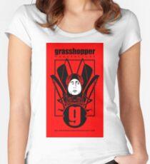 Punx Not Dead Women's Fitted Scoop T-Shirt