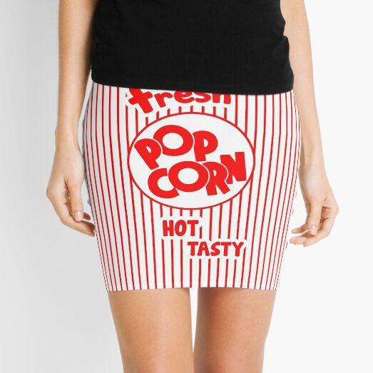 Popcorn Bag Mini Skirt
