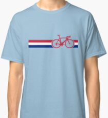 Bike Stripes British National Road Race Classic T-Shirt