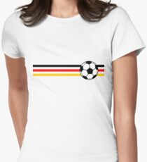 Football Stripes Germany T-Shirt