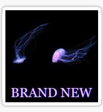 Brand New jellyfish Sticker