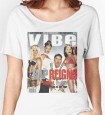 Rap Queens Women's Relaxed Fit T-Shirt