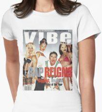 Rap Queens Women's Fitted T-Shirt