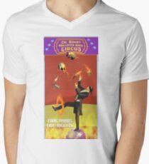Edric Phibbs - Fire Juggler Men's V-Neck T-Shirt