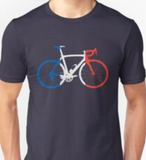 Bike Flag France (Big) T-Shirt