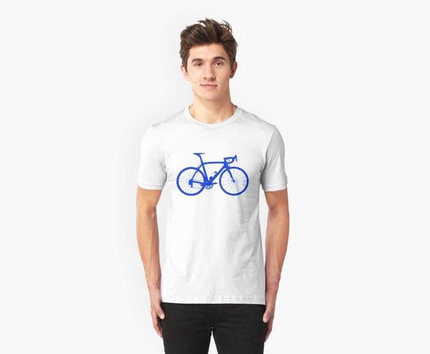 Bike Blue (Big) by sher00