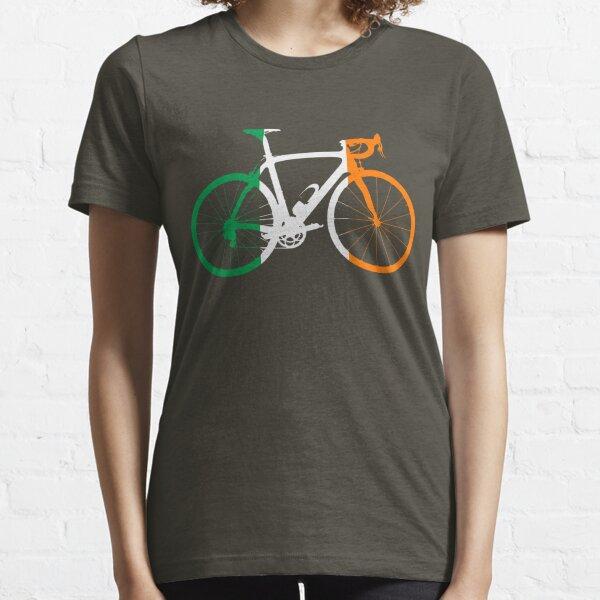 Bike Flag Ireland (Big) Essential T-Shirt