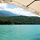 Lago di Toblino by heinrich