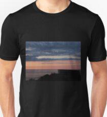 A Nova Scotian Sunset Unisex T-Shirt
