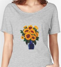 Sunflowers 2 Women's Relaxed Fit T-Shirt