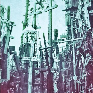 The Hill of Crosses by jwgrantham