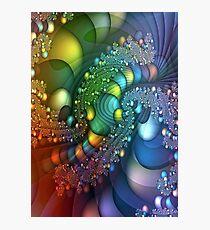 A Geometrical Dream Photographic Print