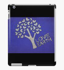 Love Earth iPad Case/Skin