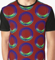 Abstract O Graphic T-Shirt
