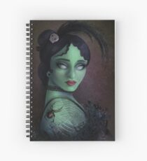 Dia De Los Muertos  Spiral Notebook