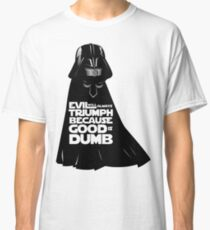 Dunkler Helm - Fan Art Classic T-Shirt