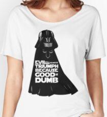 Dark Helmet - Fan art Women's Relaxed Fit T-Shirt