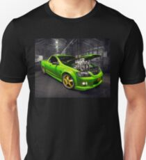 Dustin Goldsmith's Holden VE Commodore Unisex T-Shirt