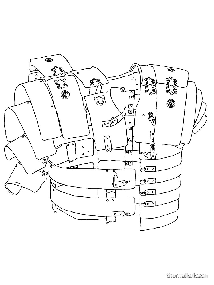 roman armour deconstructed by thorhallericson