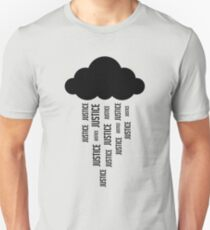 Justice rains from above! T-Shirt