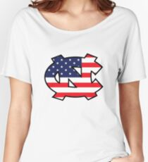 Go Heels, Go America Women's Relaxed Fit T-Shirt