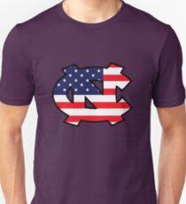 Go Heels, Go America Unisex T-Shirt