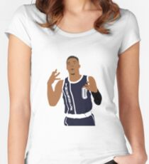 Russell Westbrook Women's Fitted Scoop T-Shirt