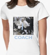 Coaching the Carolina Way Women's Fitted T-Shirt