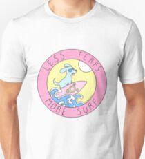 LESS TERFS MORE SURF Unisex T-Shirt