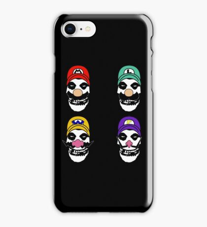 N. Misfit 4 (a) iPhone Case/Skin